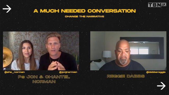 Reggie Dabbs - A Much Needed Conversa...
