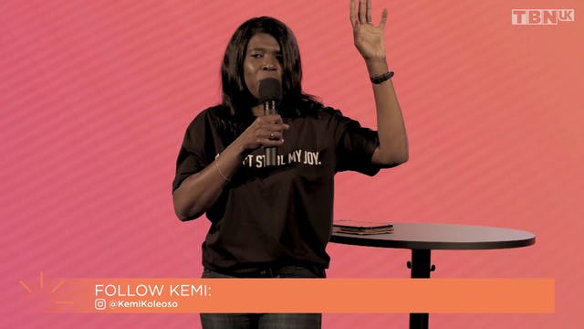 Joy with Kemi Koleoso
