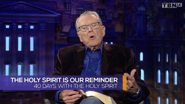 The Holy Spirit Is Our Reminder