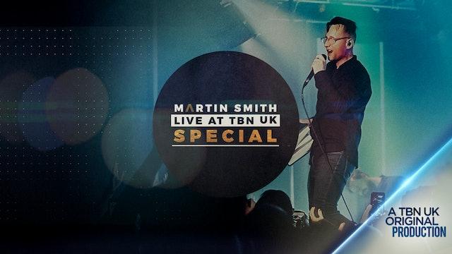 Martin Smith - Live Recording Special