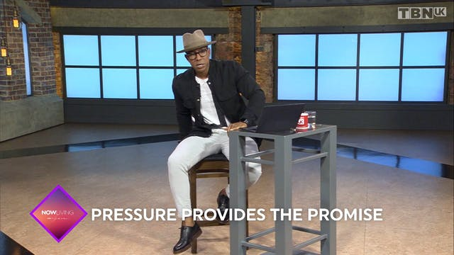 Pressure Provides The Promise