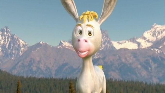 Journey To Jerusalem | Donkey Ollie