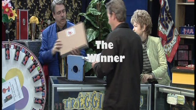 The Winner | Burnnie