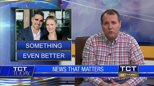 The news that matters to you | 12/18/20 | TCT Today