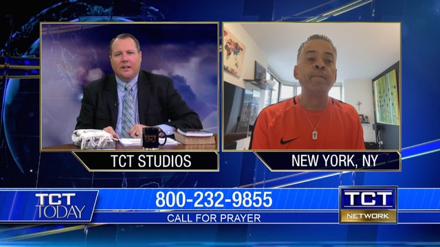 John Ramirez   TCT Today