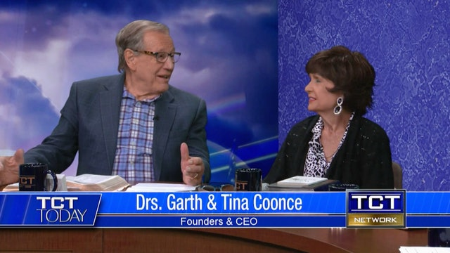 Drs. Garth & Tina Coonce, Tom Nolan   10/14/2021   TCT Today