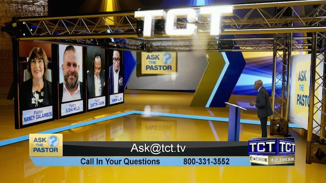 """""""Should we continue to pray for Israel?"""" 
