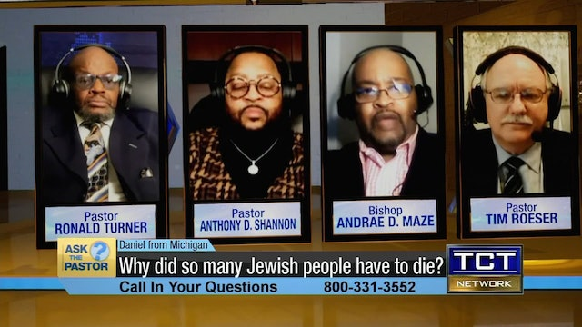 """Why did so many Jewish people have to die?"" 