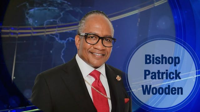 Bishop Patrick Wooden | TCT Today