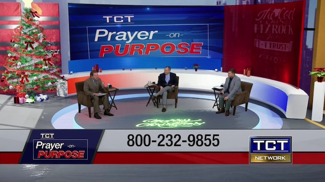 International Radio Host, Ron Hutchcraft | Prayer on Purpose