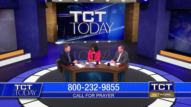 Join Tom Nolan, Cathy Williams, and Judge Brown   10/13/2021   TCT Today
