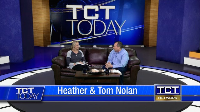 Join Tom & Heather Nolan | 2/05/21 | TCT Today