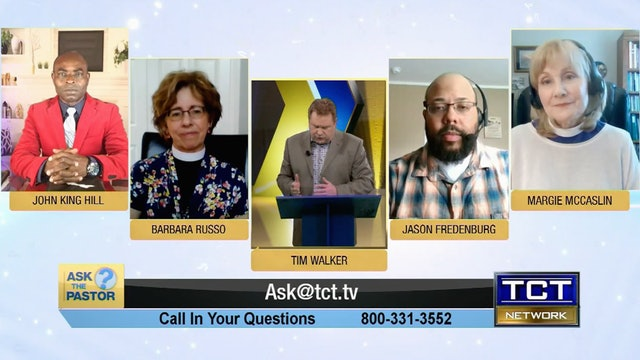 """""""Can our Church get back to normal?"""" 