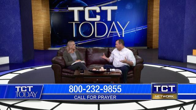 Join Tom & Heather Nolan | TCT Today  | 8/20/21