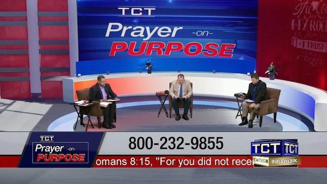 Deborah Pegues    Prayer on Purpose