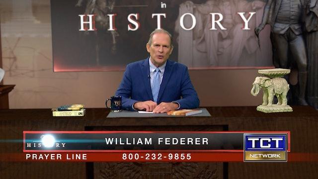 """""""John F. Kennedy""""   Faith in History"""
