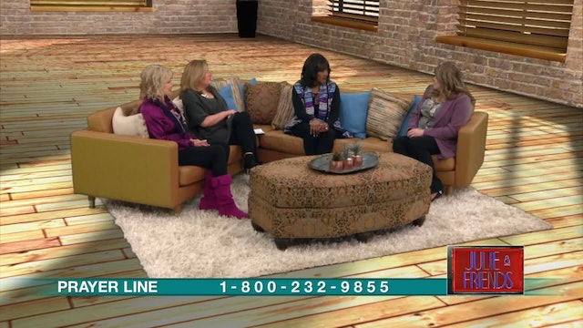 """Changing the World One Child at a Time"" Guest: Lyn Goodwin-Shawver"