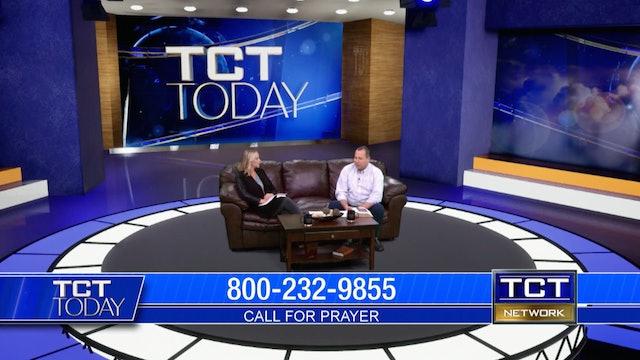 Join Tom & Heather Nolan | TCT Today  | 7/23/21