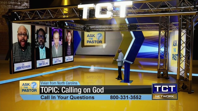 Topic: Calling on God | Ask the Pastor