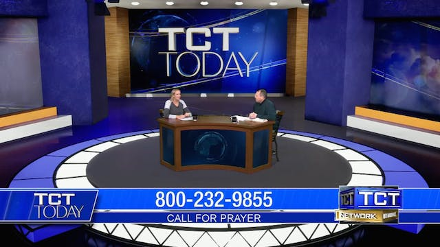 Join Tom & Heather Nolan  | TCT Today!