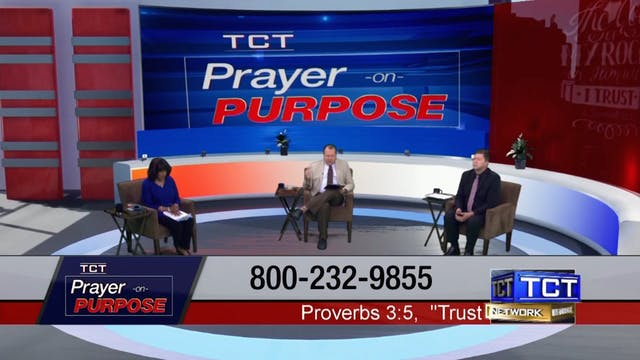 Dr. Kristi Lemley | Prayer on Purpose