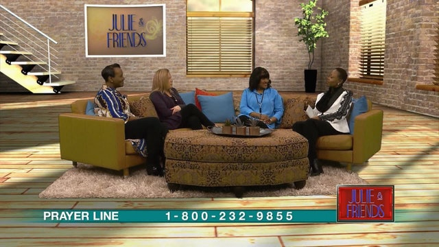 """Overcoming Fear"" Guest: Dr. Tameka Ellington"