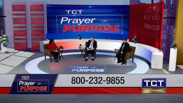 Dove Award winners, artists Angelo and Veronica Petrucci | Prayer on Purpose