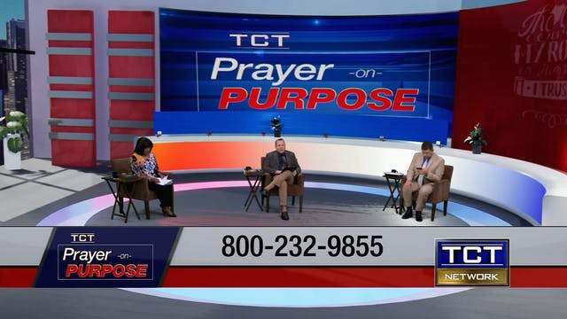 Dr. Larry D. Ellis | Prayer on Purpose