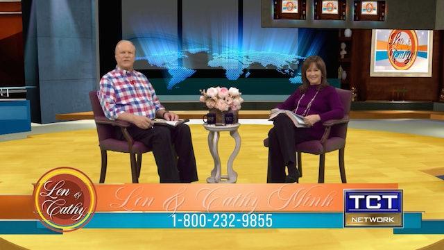 Supernatural Debt Cancellation   Len & Cathy