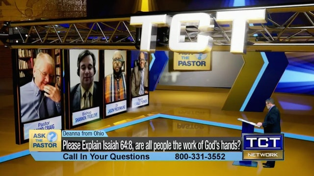 """Please explain Isaiah 64:8"" | Ask the Pastor"