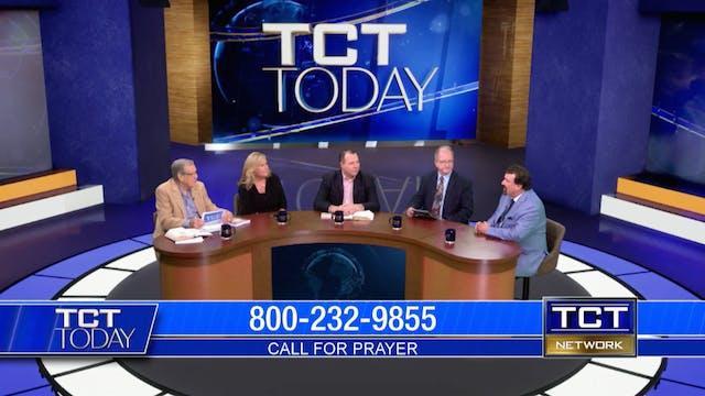 Dr. Garth Coonce, Tom Nolan, Julie No...