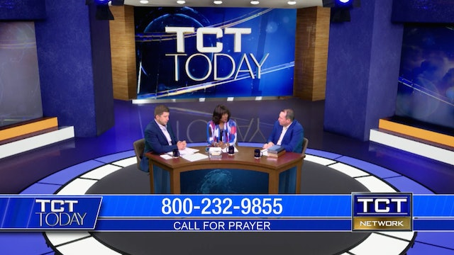 Join Tom Nolan, Cathy Williams, and Judge Brown   10/12/2021   TCT Today