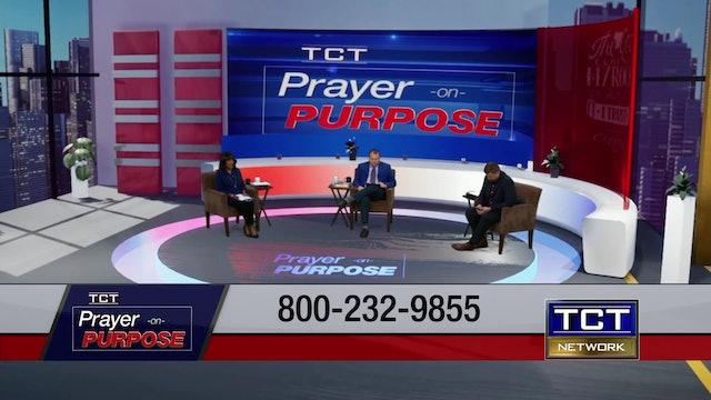 Financial Expert, David England joins us | Prayer on Purpose