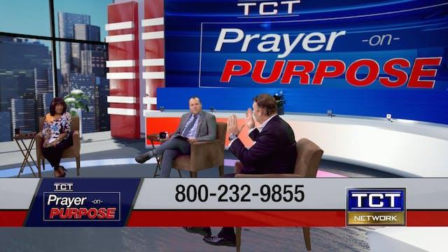 Frank Shelton | Prayer on Purpose