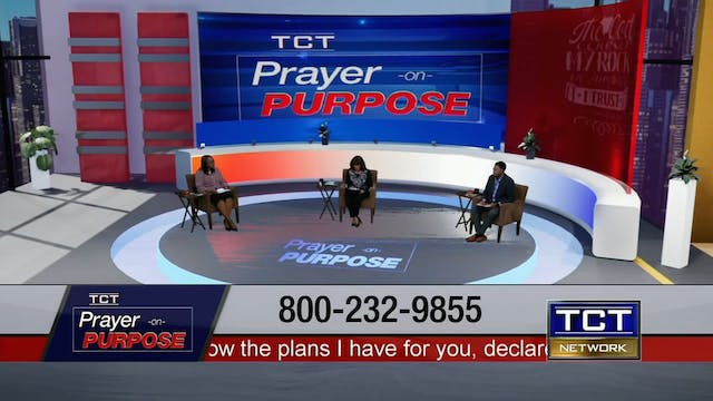 Kenneth Hampton | Prayer on Purpose