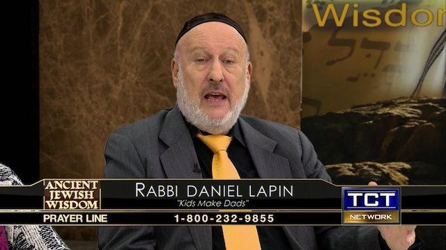 Kids Make Dads | Ancient Jewish Wisdom