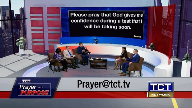 Paul and Ivette Lodato | Prayer on Purpose