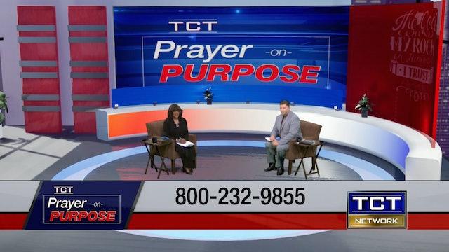 Sara Claudia   Prayer on Purpose