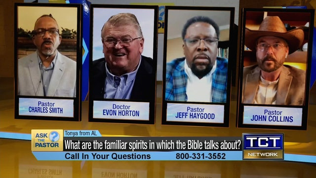 Topic: familiar spirits | Ask the Pastor