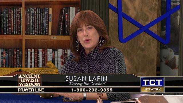 Blessing The Children   Ancient Jewish Wisdom
