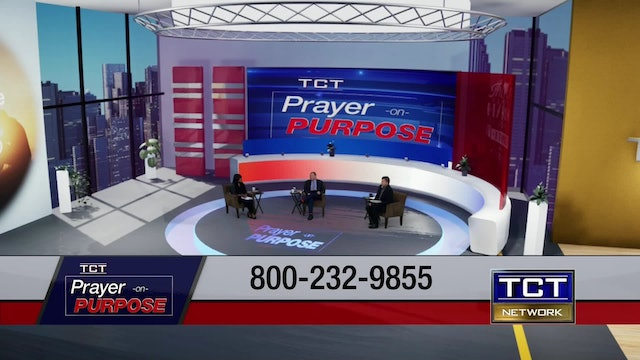Anti-Trafficking Organization Founder | Prayer on Purpose