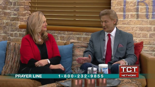 """""""Divine Health"""" Guest: Dr. Don & Mary Colbert"""