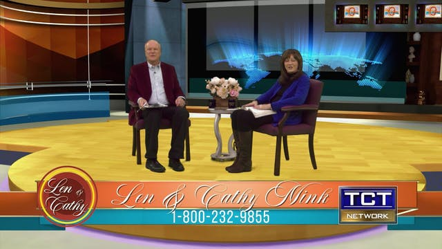 """Divine Rest"" | Len & Cathy"