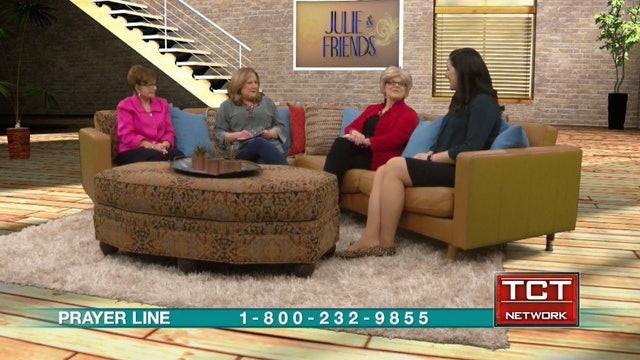 """Uncovering the Love of Jesus"" Guest: Asheritah Ciuciu"