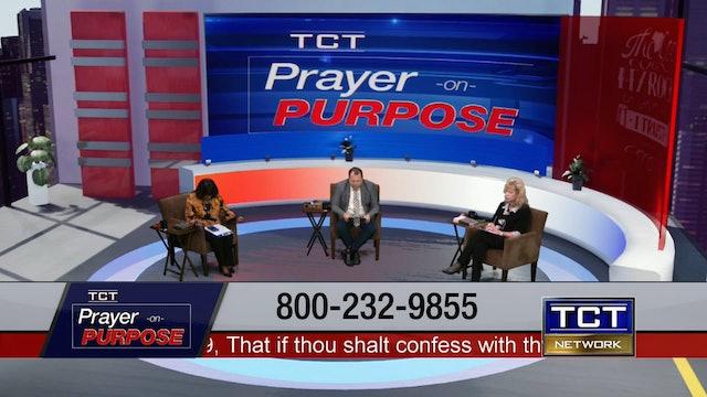 Jill Adams   Prayer on Purpose