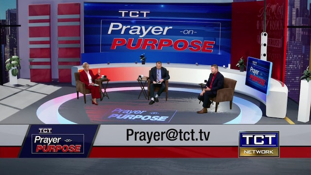 C.O.G.I.C. Minister, Pastor Arthur Mosley | Prayer on Purpose