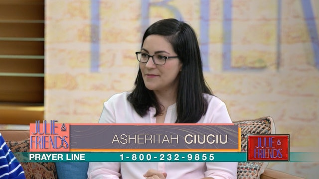 """Breaking Your Fast"" Guest: Asheritah Ciuciu"