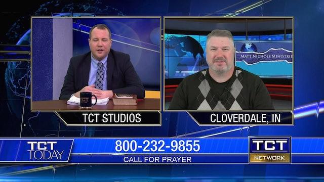 Pastor Matt Nichols   TCT Today