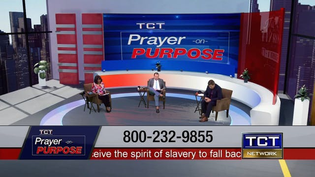 Apostle Sharon Motley | Prayer on Pur...