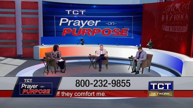 President of GriefShare, Steve Grissom | Prayer on Purpose